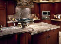 cherry cabinets with granite countertops cherry cabinets with