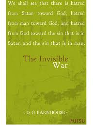 the invisible war donald grey barnhouse nontrinitarianism