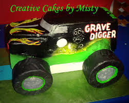 large grave digger monster truck toy monster truck cake pan grave digger close my style pinterest