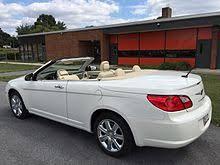 2003 Chrysler Sebring Interior Chrysler Sebring Wikipedia