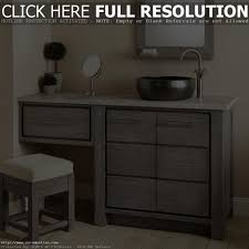 Bathroom Vanity With Seating Area by Bathroom Vanities With Makeup Area Bathroom Decoration