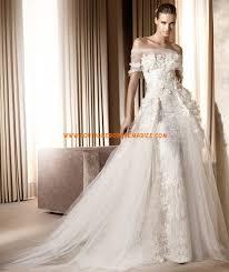 robe de mari e cr ateur créateur robe de mariée avec foulard dentelle et organza