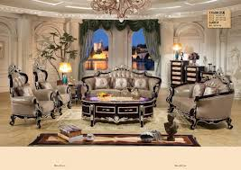 luxury home furniture sofa set living room with solid rubber