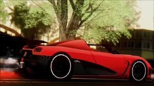 red koenigsegg agera r koenigsegg agera r grand theft auto san andreas skin mods