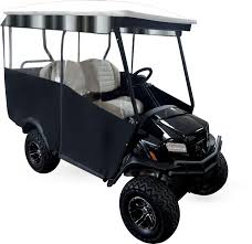 Club Car Ds Roof by Golf Cart Enclosures Drivable Keep Warm And Dry 2 4 6