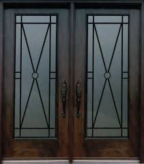 iron front doors wrought iron for front entry door sealed between
