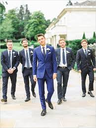 groomsmen attire are the days of boring plain suits and predictable attire for
