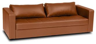 modern leather sleeper sofa modern leather sleeper sofa lochman living