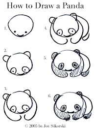 coloring pages cute steps to draw a panda hqdefault coloring