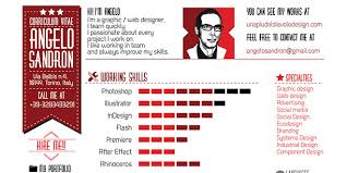 Resume Bio Examples by Examples Of Creative Graphic Design Resumes Infographics