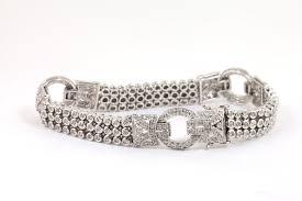 bracelet diamond designs images Designer diamond bracelet anushka jewels jpg