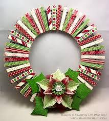 christmas card wreath holder christmas lights decoration