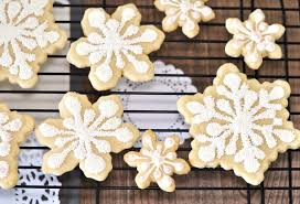 snowflake sugar cookies how to decorate snowflake cookies made sweet made sweet