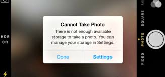 iphone cannot take photo 6 surprising ways to free up space on your iphone