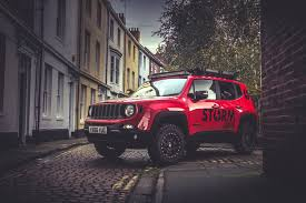 jeep rally car storm 14 2016 jeep renegade trailhawk showcase storm jeeps