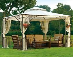 Backyard Gazebos Pictures - high quality 10 u0027 x 12 u0027 outdoor gazebo with mosquito netting