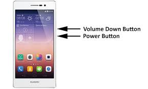 how to take a screenshot on an android phone how to take a screenshot on the huawei ascend p7 http draalin