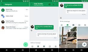 hangouts apk hangouts 4 0 is disappointing opinion android news at