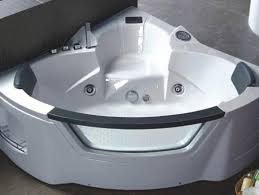 shower corner tub and shower combo wise air jet bathtub