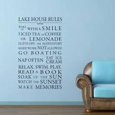 brilliant decoration lake house wall art incredible design ideas