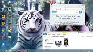 mettre sur le bureau comment mettre skype sur bureau windows 8