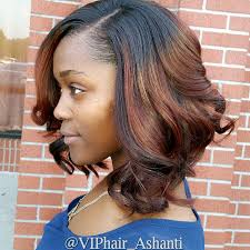 relaxed short bob hairstyle bob styles african american pertaining to cozy clever hairstyles