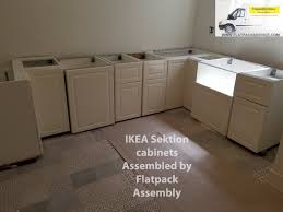 ikea kitchen cabinet drawer assembly flatpack assembly ikea sektion assembly installation