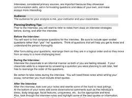 28 interview essay example interview essay example essays 940
