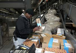 ups overwhelmed by orders warns of delivery delays wsj