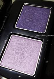 avon true colour eyeshadow duo in crushed orchid photo swatch and