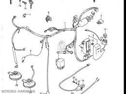 1986 suzuki lt250r wiring diagram wiring diagram simonand