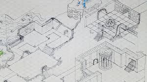 isometric gaming paper rolls by erik bauer u2014 kickstarter
