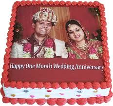 photo cake buy anniversary photo cake online at best price faridabadcake