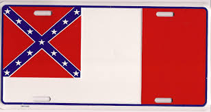Georgia Flag License Plate New Products Olde South Limited Confederate Checks U0026 Merchandise