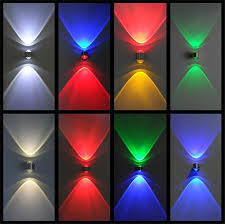 led decorative wall light and ls novelty lights led 2w indoor