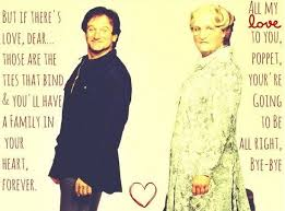 infinity commercial actress wally world robin williams is mrs doubtfire he will be truly missed