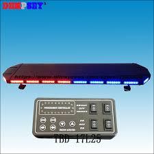 Led Light Bar Police by Lightbar Police Blue Promotion Shop For Promotional Lightbar