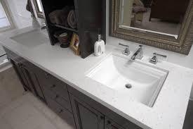 Bathroom Granite Countertop Silkstone U0026 Granite Calgary Custom Granite Countertops