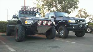 prerunner truck suspension the largest long travel suspension s off road long 2000 ford