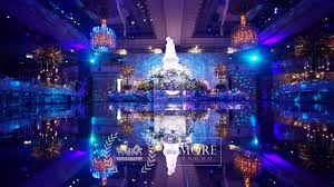 Indian Wedding Reception Themes by Instafilm Asian Wedding Reception Event Design U0026 Decor