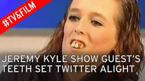 Buck Toothed Girl Meme - jeremy kyle guest laughed at for her teeth is transformed the show