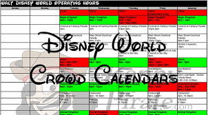 disney world crowd calendar 2018 l when to visit disney world