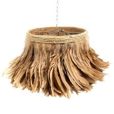 feather chandelier dietrich designs camel feather l candelabra inc