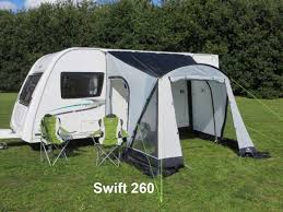 Sunncamp 390 Porch Awning Swift Deluxe Porch Awning
