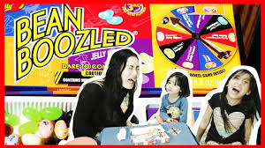 new bean boozled challenge lost it gross family