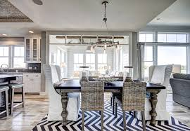 Interesting Beach Dining Room Sets Contemporary Home Design Ideas - Coastal dining room table