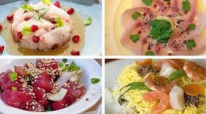 poisson à cuisiner cuisiner le poisson cru différemment