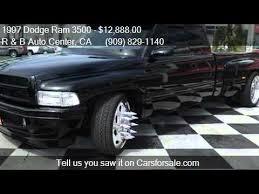 1997 dodge ram 3500 diesel for sale 1997 dodge ram 3500 laramie slt for sale in fontana ca 92