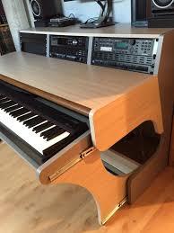 Oak Studio Desk by Zaor Miza 88 Xl Bleached Oak Image 1486103 Audiofanzine