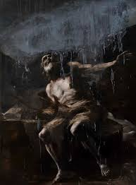 the nature of fear paintings by nicola samori